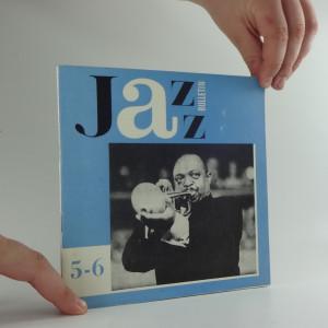 náhled knihy - Jazz bulletin, ročník I, číslo 5-6