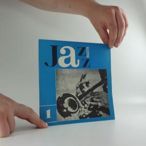 náhled knihy - Jazz bulletin, ročník I, číslo 1
