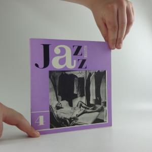 náhled knihy - Jazz bulletin, ročník I, číslo 4
