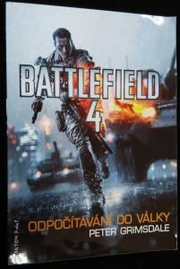 náhled knihy - Battlefield 4 : odpočítávání do války
