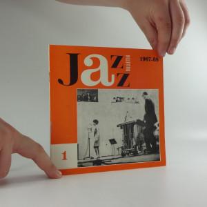 náhled knihy - Jazz bulletin, ročník II, číslo 1