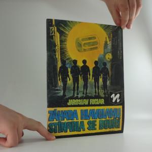 náhled knihy - Záhada hlavolamu ; Stínadla se bouří