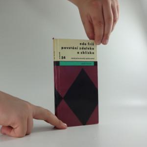 náhled knihy - Povstání zdaleka a zblízka
