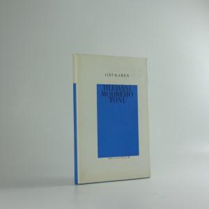 náhled knihy - Hledání modrého tónu : Chopinovský cyklus