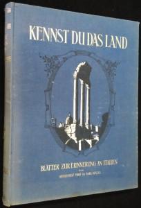 náhled knihy - Kennst du das land
