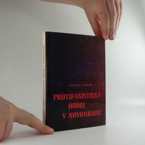 náhled knihy - Protifašistický odboj v Novohrade