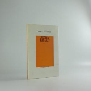 náhled knihy - Jízda králů