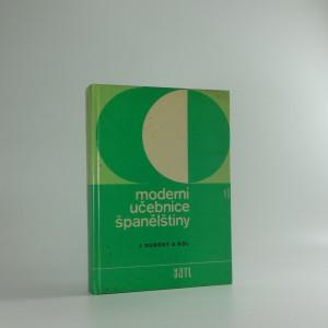 náhled knihy - Moderní učebnice španělštiny : španělština pro hospodářskou praxi I