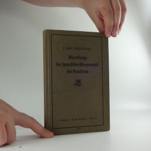 náhled knihy - Grundzüge der spanischen Grammatik : Ausgabe für Kaufleute