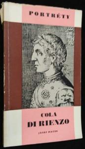 náhled knihy - Cola di Rienzo