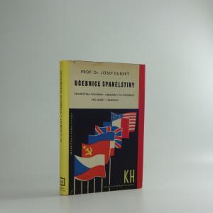 náhled knihy - Učebnice španělštiny : španělština hovorem i obrazem v 50 cvičeních pro kursy a samouky