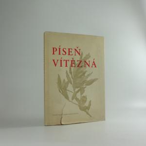 náhled knihy - Píseň vítězná : k 50. výročí založení Pěveckého sdružení pražských učitelů : 1908-1958