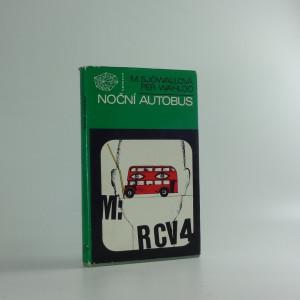 náhled knihy - Noční autobus