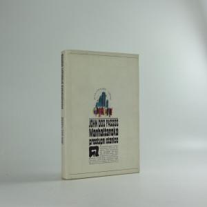 náhled knihy - Manhattanská přestupní stanice
