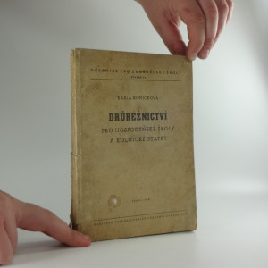 náhled knihy - Drůbežnictví pro hospodyňské školy a rolnické statky