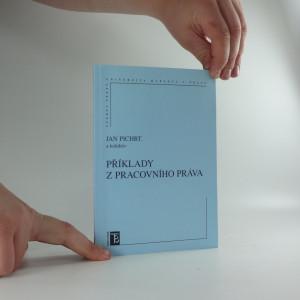 náhled knihy - Příklady z pracovního práva