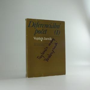 náhled knihy - Diferenciální počet, svazek I