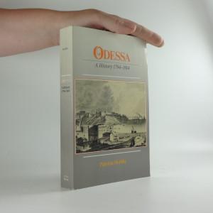 náhled knihy - Odessa: A History 1794-1914