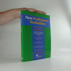 náhled knihy - New Proficiency Testbuilder