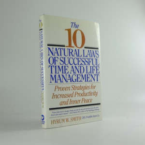 náhled knihy - The 10 natural laws of successful time and life management