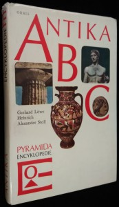 náhled knihy - Antika ABC