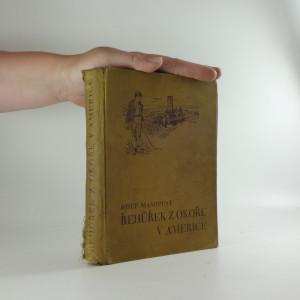 náhled knihy - Řehůřek z Okoře v Americe : dobrodružství českého hocha v cizině : román pro mládež