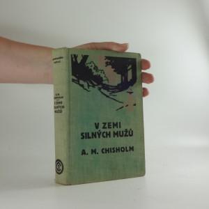 náhled knihy - V zemi silných mužů