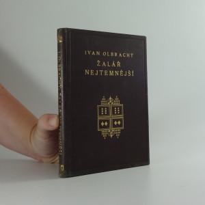 náhled knihy - Žalář nejtemnější