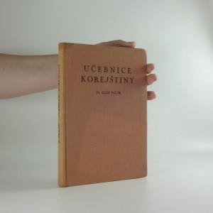 náhled knihy - Učebnice korejštiny
