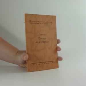 náhled knihy - Discours de la Méthode