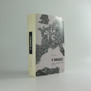 náhled knihy - V emigraci : západní zahraniční odboj 1939-1940