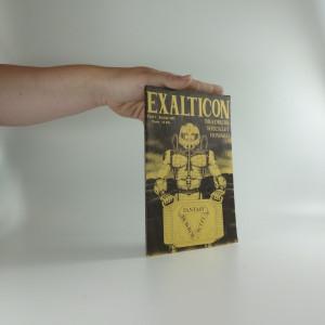 náhled knihy - Exalticon: číslo 1, ročník 1991
