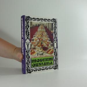 náhled knihy - Moderní obsluha