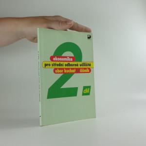 náhled knihy - Ekonomika pro střední odborná učiliště, obor kuchař-číšník. 2. díl