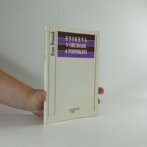 náhled knihy - Etiketa v obchodě a podnikání