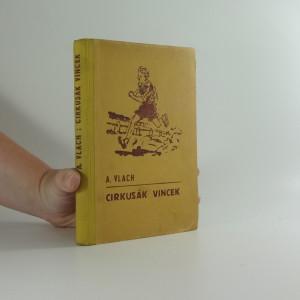 náhled knihy - Cirkusák Vincek, pes Matyáš a opička Brunhilda