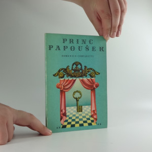 náhled knihy - Princ papoušek