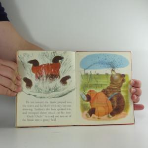 antikvární kniha The brown bear book, 1964