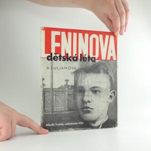náhled knihy - Leninova dětská léta