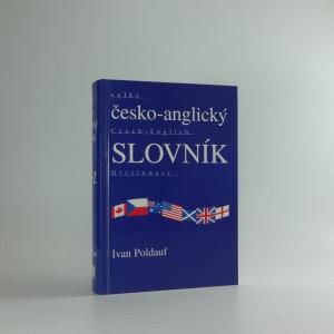 náhled knihy - Velký česko-anglický slovník