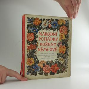 náhled knihy - Národní pohádky Boženy Němcové