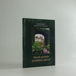 náhled knihy - Skryté symboly pražských zahrad