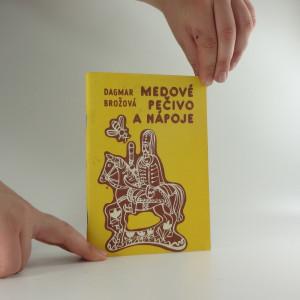náhled knihy - Medové pečivo a nápoje