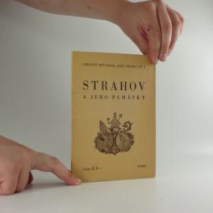 náhled knihy - Strahov a jeho památky