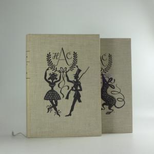 náhled knihy - Pohádky a povídky, díl I-II