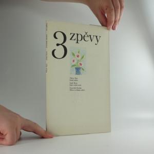 náhled knihy - 3 zpěvy