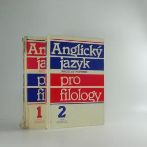 náhled knihy - Anglický jazyk pro filology, díl I-II