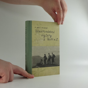 náhled knihy - Vlastivědné výlety z Ústí n. L.