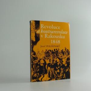 náhled knihy - Revoluce a kontrarevoluce v Rakousku 1848