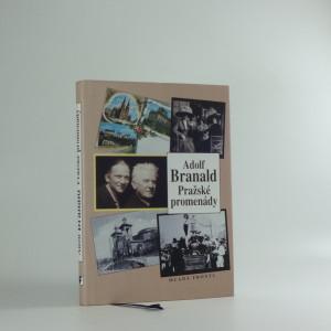 náhled knihy - Pražské promenády